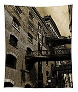 Butlers Wharf Art Tapestry