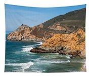 California Coast Tapestry