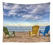 3 Chairs Tapestry