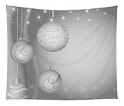 Christmas Background Tapestry