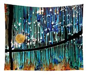 Colorful Abstract Tapestry