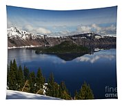 Crater Lake - Oregon Tapestry