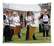Dende Nation Samba Drum Troupe Tapestry