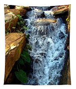 Finlay Park Waterfall 2 Tapestry