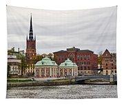 Gamla Stan. Stockholm 2014 Tapestry