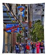 Hard Rock Cafe - Seattle Tapestry
