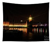 Houses Of Parliament And Big Ben Tapestry