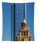 Houston, Texas - High Rise Buildings Tapestry