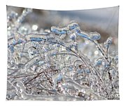 Ice Storm Alfalfa Tapestry