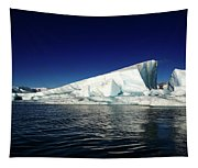 Icebergs-jokulsarlon Glacial Lagoon Tapestry