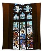 Igreja Luterana Of Petropolis- Brazil Tapestry
