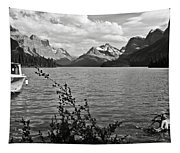 Maligne Lake Tapestry