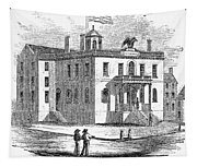 Massachusetts Salem, 1851 Tapestry