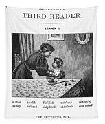 Mcguffey's Reader, 1879 Tapestry