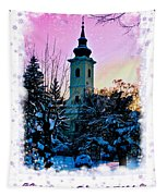 Christmas Card 22 Tapestry