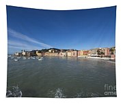 Old Village Sestri Levante Tapestry