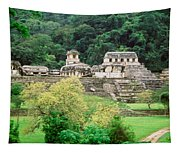 Palenque City Tapestry