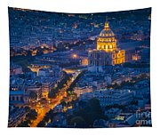 Paris Overhead Tapestry