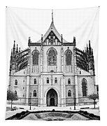 Saint Barbara Church  Tapestry