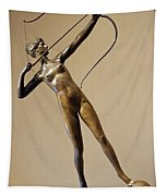 Saint Gaudens' Diana Of The Tower Tapestry