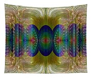 Salsify Abstract Tapestry