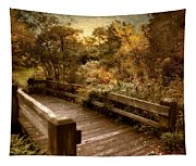 Splendor Bridge Tapestry