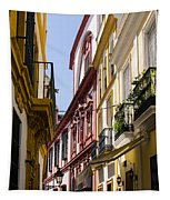 Streets Of Seville - Magic Colours Tapestry