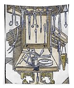 Surgical Instruments Tapestry