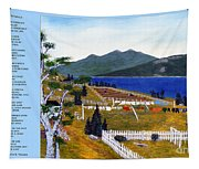 The Clothesline Tapestry