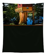 Tree House Tapestry