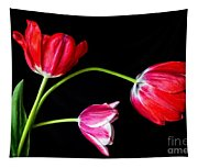 3 Tulips - 213 Tapestry