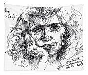 Viola Tapestry