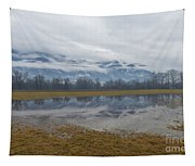 Water Puddle Tapestry