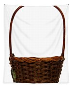 Wicker Basket Number Ten Tapestry