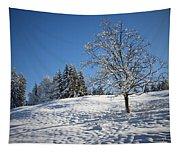 Winter Landscape Tapestry