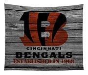Cincinnati Bengals Tapestry