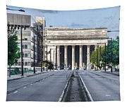 30th Street Station From Jfk Blvd Tapestry