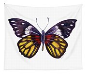 31 Delias Henningia Butterfly Tapestry