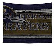Baltimore Ravens Tapestry