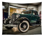'33 Plymouth Tapestry