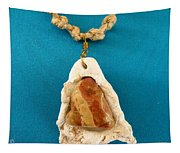 Aphrodite Gamelioi Necklace Tapestry