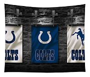 Indianapolis Colts Tapestry
