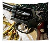 38 Revolver Tapestry