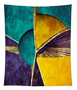 3d Abstract 22 Tapestry