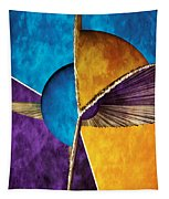 3d Abstract 23 Tapestry