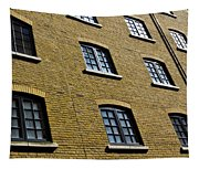 Butlers Wharf Windows Tapestry
