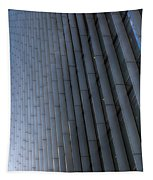 Canary Wharf Abstract Tapestry