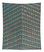 Canary Wharf London Art Tapestry