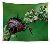 Copse Snail Tapestry