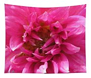 Dahlia Named Pretty In Pink Tapestry